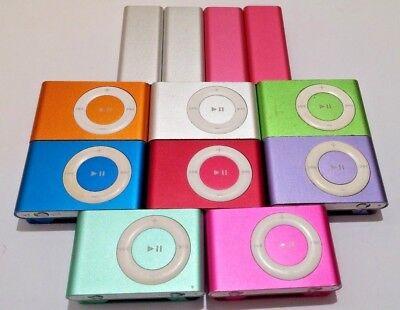 iPod Shuffle 2nd Gen & 3rd Generation 2,4GB Ipod Shuffle 3rd Gen