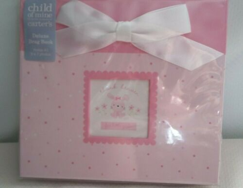 Deluxe Baby Brag Book Pink Child of Mine by Carters