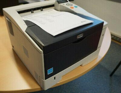Kyocera ECOSYS P2135dn Laserdrucker / Nur 3520 Seiten gedruckt