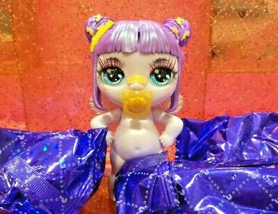 Fantasy Friends ELECTRA SPARK Poopsie Rainbow Surprise Doll Mostly Sealed