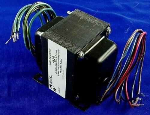 (2pcs) Hammond Transformer, Tube Output, Push-Pull, Power Impedance: 20W/6.6kΩ