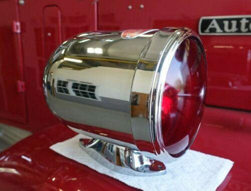 MARS 888 Traffic Breaker Pedestal Mount 12V, Red Tri-Lite Part # TB8-12P/R