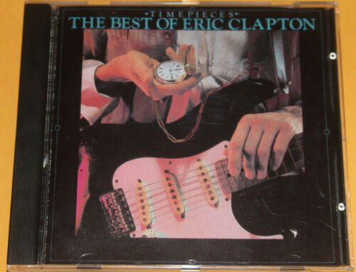 Timepieces: The Best Of Eric Clapton   New Cd  (club Edition)