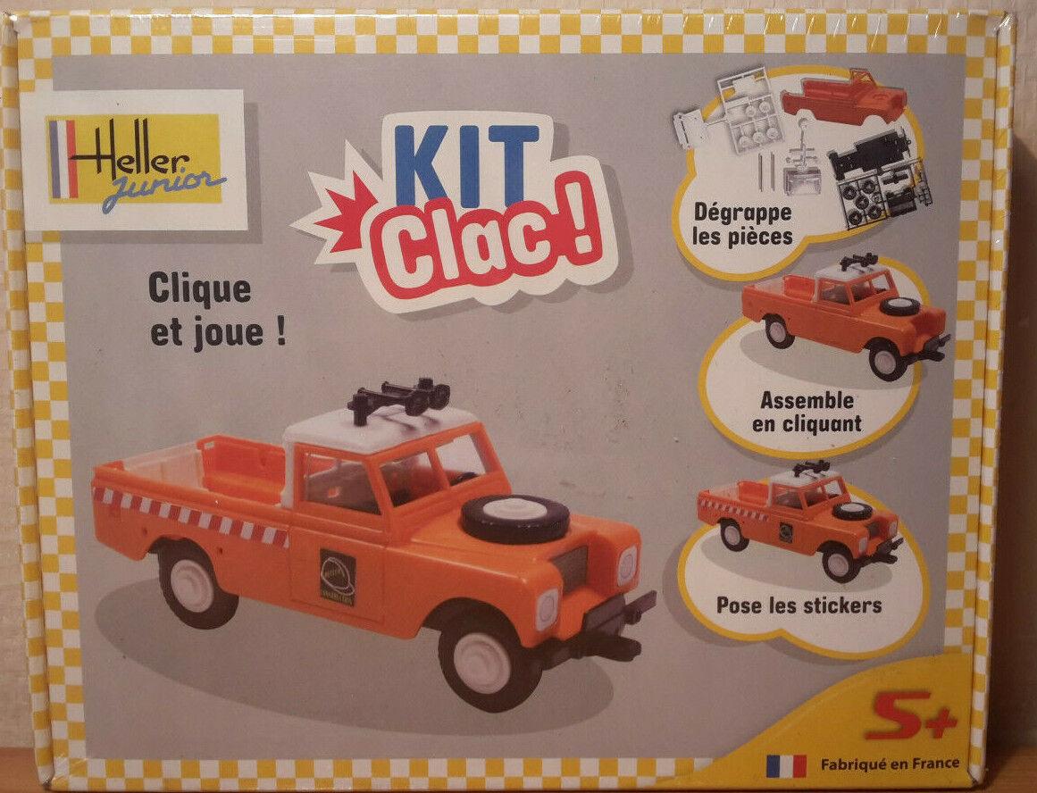 1/32 heller clic clac kitclac land rover 109