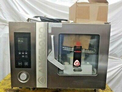 Angelo Po Steam Combi Oven Fx61e3 120v Gas Store Display