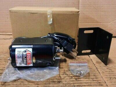 Nos Foleybelsaw Key Cutter Motor 90w 0.9a 5000 Rpm 2 Pole 110vac S45