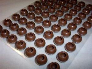 504 st. Hohlkugeln für Pralinen Vollmilch Schokolade Hohlkörper Trüffel