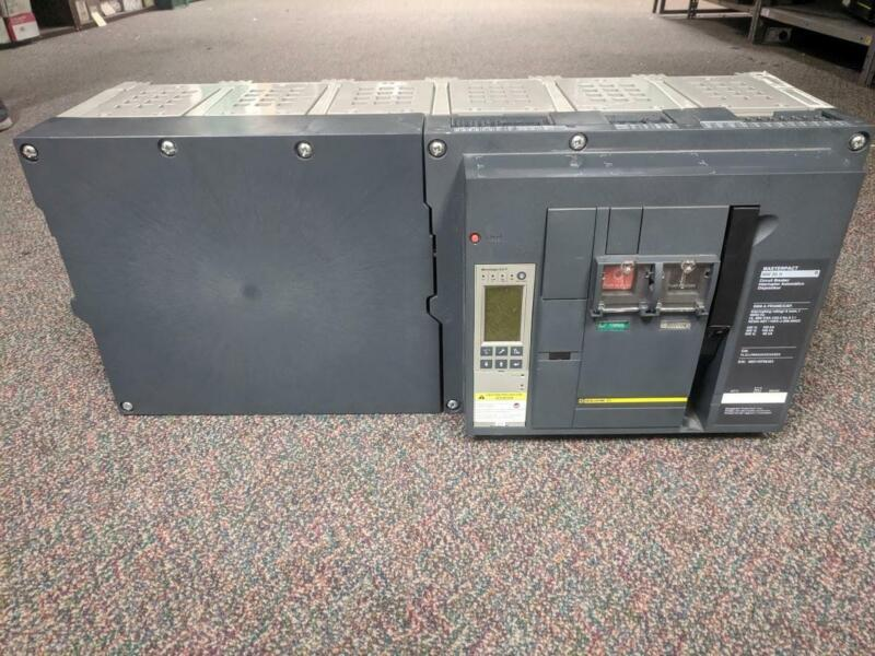Square D Masterpact NW50H 5000A Circuit Breaker 600V w/ Micrologic 6.0 P Control