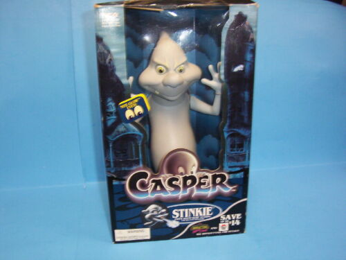 Rare 1994 Tyco 8 Inch Stinkie From Casper The Friendly Ghost Unopened Box