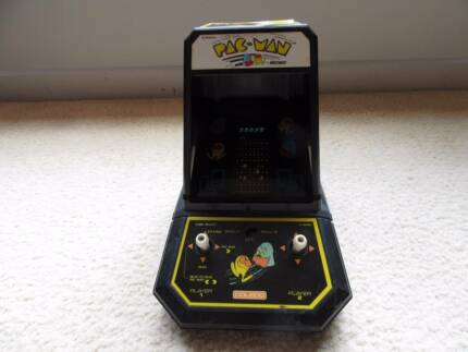 Pacman Midway 1981 Arcade Tabletop Game, Working Perfect Pac-man