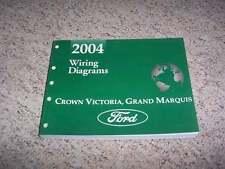 2004 Mercury Grand Marquis Electrical Wiring Diagram ...