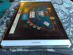 Huawei tablet with sim card slot South Lake Cockburn Area Preview