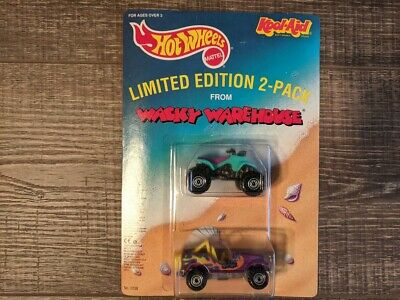 Hot Wheels Kool Aid Limited Edition 2-Pack From Wacky Wharehouse