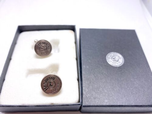 NEW Hennessy Brandy Cuff Links Novelty Limited Edition From Japan Rare