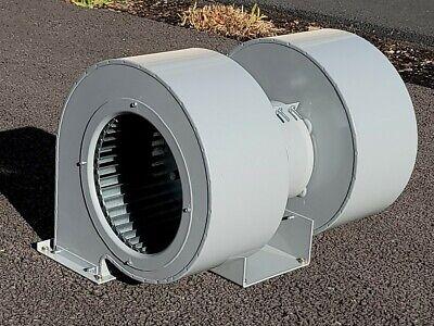 Kooltronic Centrifugal Blower Kbb67-67-103 5060hz 115v 5.4 Amp 12 Hp New