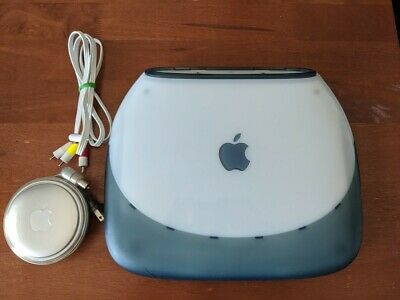 Apple iBook G3/466 SE (Firewire/Clamshell) - Working + excellent condition!
