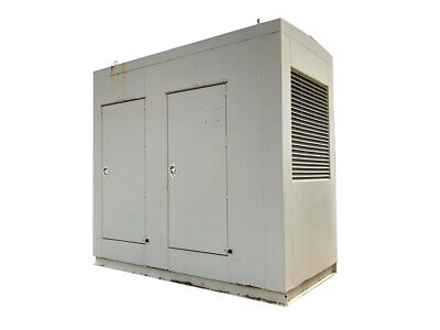 Drop Over Diesel Generator Enclosure 138 Long X 66 Wide X 129 Tall 350rozd71
