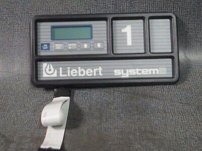 Liebert System 3 Operator Hmi Display 139145g1 Board 20-20072-2 Rev F