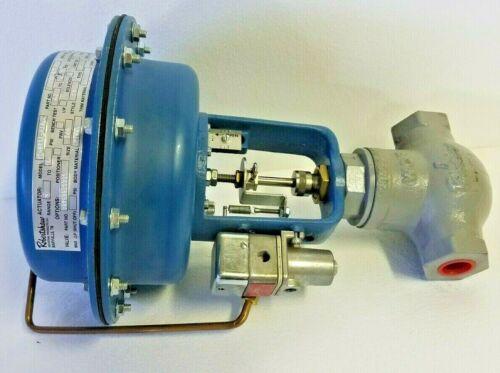 "Robertshaw VC-230A-MAS Control Valve 3/4"" Cast Steel Body w/ Diaphragm Actuator"