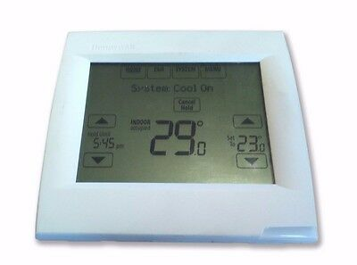 Honeywell Th8110r1008 Vision Pro 8000 Touch Screen Single Stage Thermostat