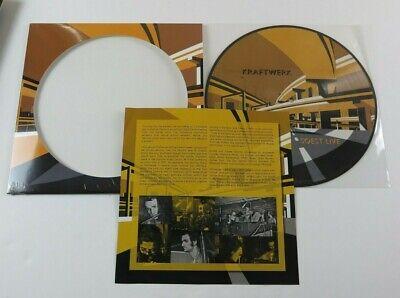 Kraftwerk Soest Live (Picture Disc & Insert, New Vinyl) Album