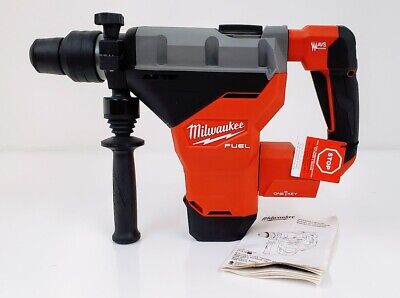 Milwaukee 2718-20 M18 Fuel 1-34 Sds-max Rotary Hammer W 1-key Comptool Only