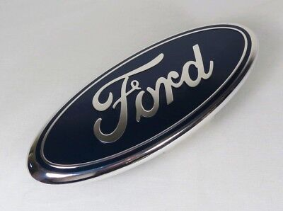 Ford 9 Front Grille Emblem F150 Ranger NEW Grill Blue Badge sign symbol logo