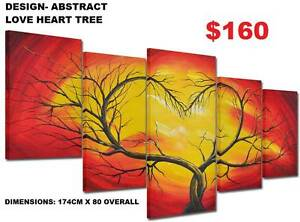 New Designs- Modern Exclusive Framed Canvas Prints - CHOOSE NOW ! Baldivis Rockingham Area Preview