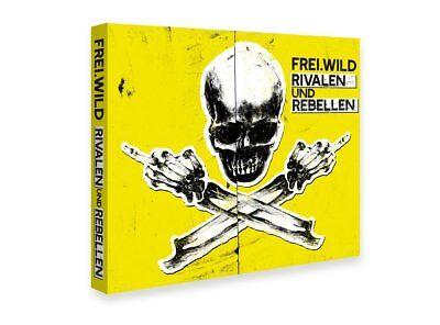 Frei.Wild  - Rivalen und Rebellen Doppel-CD NEU & OVP