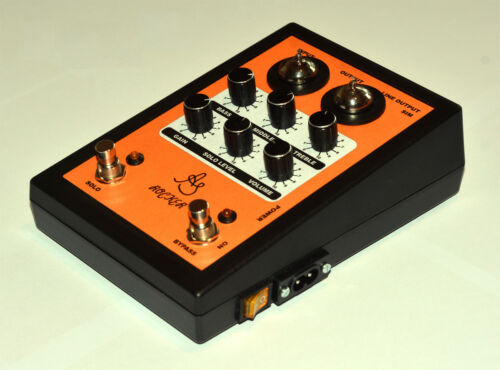 Tube Guitar preamp Rocker