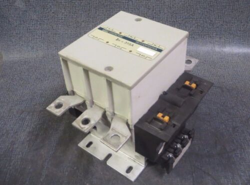 RAM INDUSTRIES CONTACTOR # RI1FDP225A 250 AMP 600 VAC 3 PHASE WITH 120V COIL