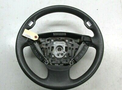 2006-2008 BMW 750Li E66 OEM Left Front Steering Wheel W/ Control Switches