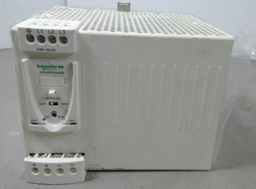 Schneider Electric ABL8WPS24400 Power Supply                                  4G