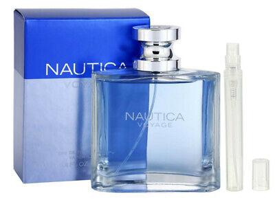 Nautica Voyage Eau de Toilette for Men 5ml Sample Spray