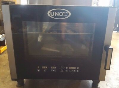 Unox Eav 315g 120 Eav315g-120 Combi Oven Gas Steamer - 30 Day Warranty