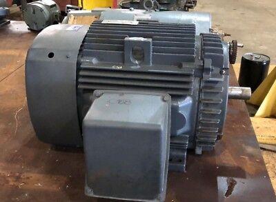 100 Hp Ge Motor Model Ske 405bs115a 3 Ph 3570 Rpm 230460 Volt