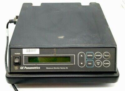 Ge Panametrics Mms35-221-1-000 Moisture Monitor