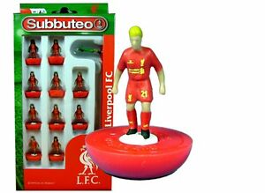The NEW SUBBUTEO * ALL TEAMS AVAILABLE * Football Figures Paul Lamond 2012