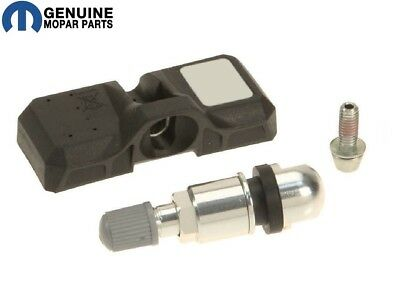 For Chrysler Dodge Jeep SRT TPMS Sensor with Screw in Valve Mopar 68406529AA