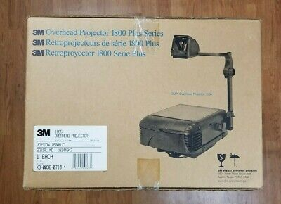 3m 1895 Overhead Projector 4000 Lumens Brand New Sealed