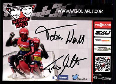 Tobias Wendl Autogrammkarte Original Signiert + A 106562