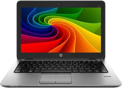 HP Elitebook Ultrabook 820 G2 i5-5300U 8GB 256GB SSD 1366x768 Windows 10 Ware A- 8 Gb Laptop