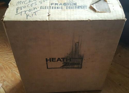 Vintage Heathkit ET3400-A CPU Trainer NMIB - works!