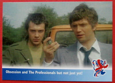 THE NEW AVENGERS - Card#65 - The Professionals? - Strictly Ink 2006