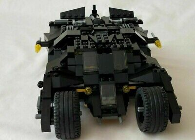 Lego Batman TUMBLER (from 7888 - Joker's Ice Cream Surprise)