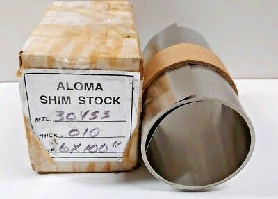 NEW OLD STOCK! ALOMA 0.010 GAUGE 6