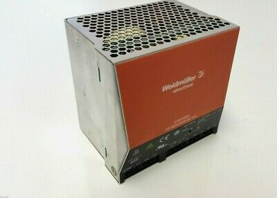 Weidmuller 8708700000 Power Supply 250w 24v 10a