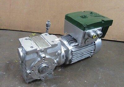 Sew Eurodrive Sa47dt80n4mm07bbw3 38.231 1hp Gearmotor 230v 3ph 1148 Inlb