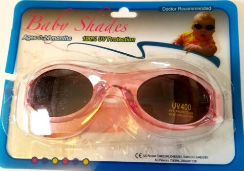 Baby Shades Pink 0-24 Months 100%UV PROTECTION