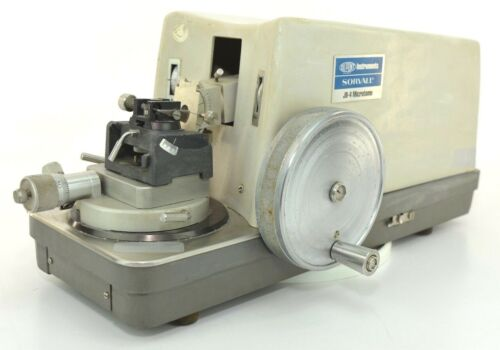 DuPont Instruments Sorvall JB-4 Microtome - Great Smooth Action!!